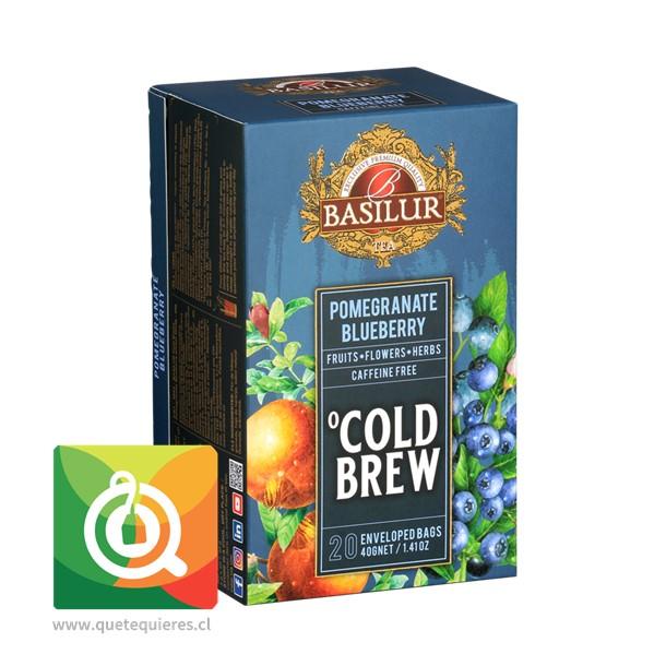 Basilur Cold Brew Granada y Arándano