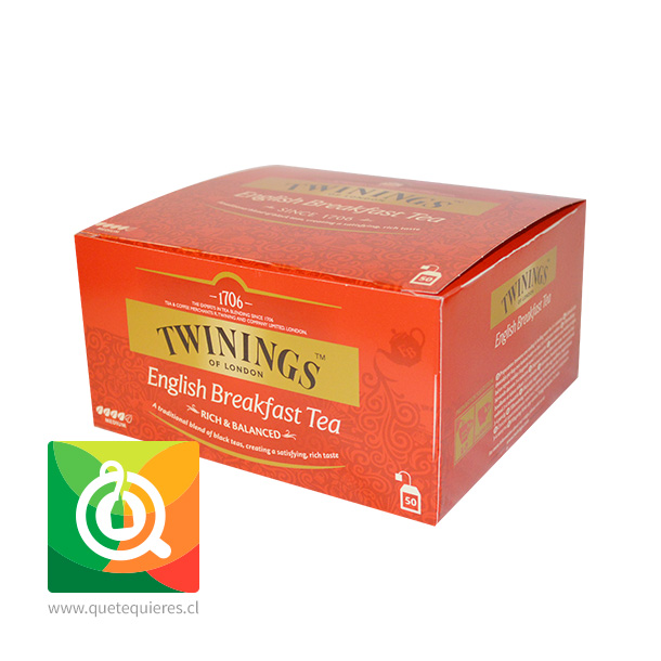 Twinings Té Negro English Breakfast - Image 3