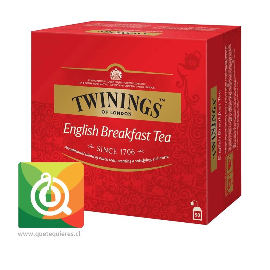 Twinings Té Negro English Breakfast - Image 1