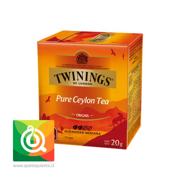 Twinings Té Negro Ceilán