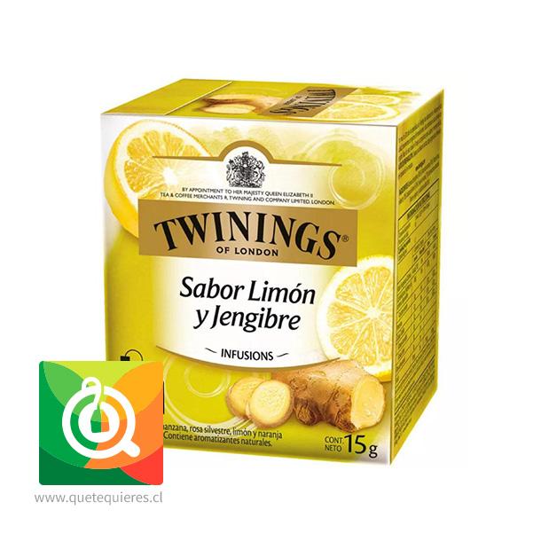 Twinings Infusión Limón Y Jengibre