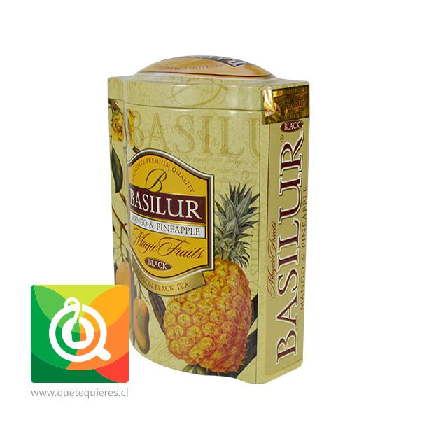 Basilur Té Negro Mango y Piña - Magic Fruit Mango y Pineapple