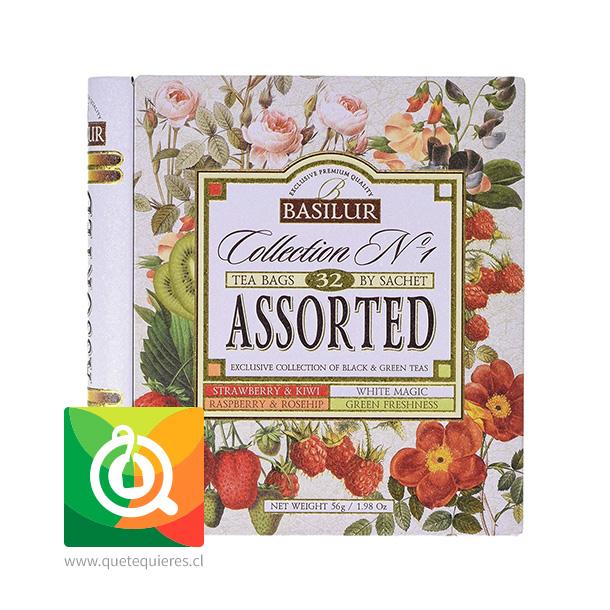 Basilur Libro de Té Colección N° 1 - Collection N°1 Tea Book- Image 5