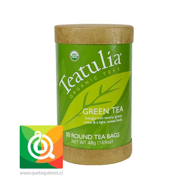Teatulia Té Verde Orgánico