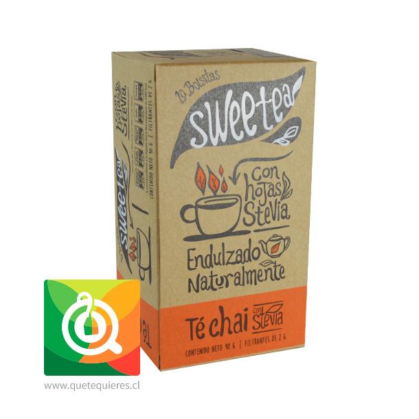 Sweetea Té Chai Stevia