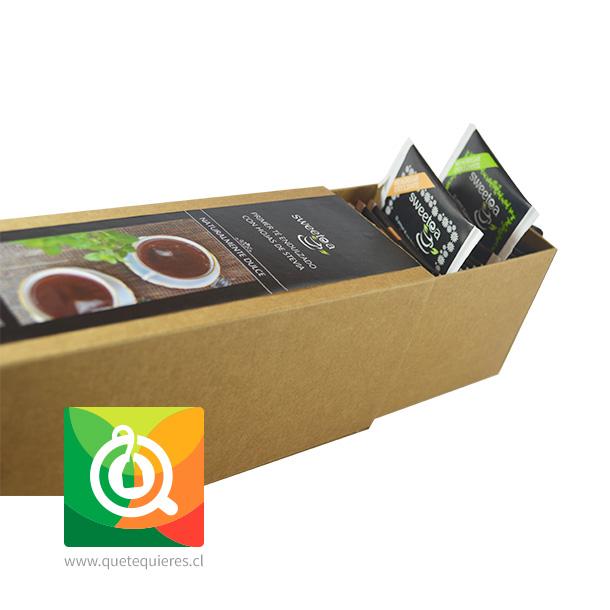 Sweetea Caja Gourmet - Mix de té e infusiones