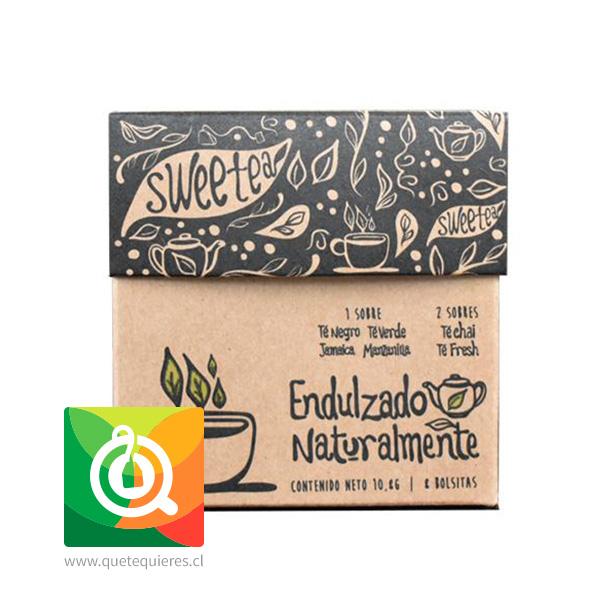 Sweetea Pocket - Té e infusiones con Stevia