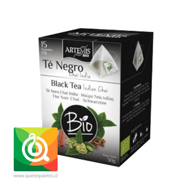 Artemis Bio Té Negro Indian Chai - Orgánico
