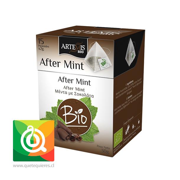 Artemis Bio Infusión After Mint - Orgánica