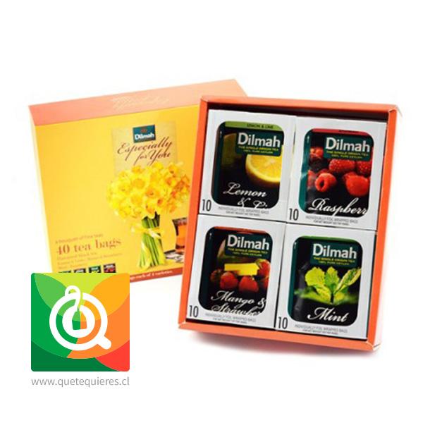 Dilmah Té Gift Floral