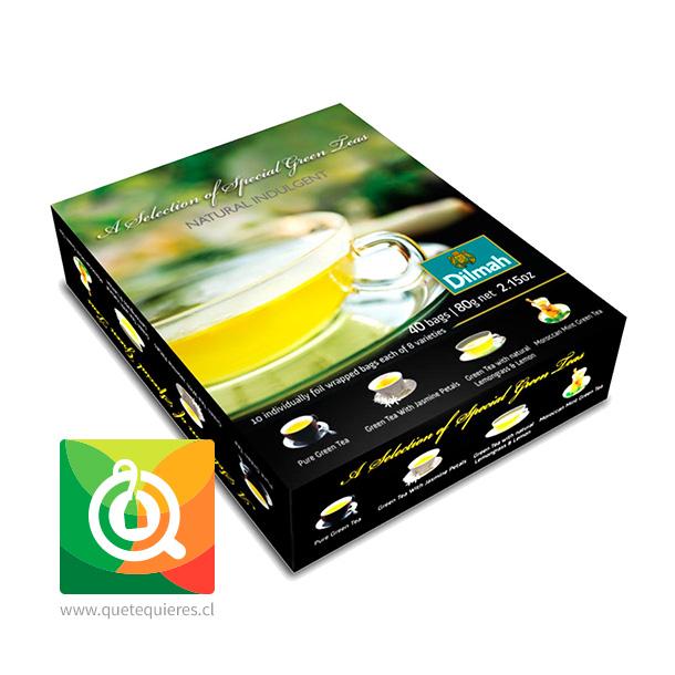 Dilmah Té Verde Natural Indulgent 40 x 2 gr- Image 3