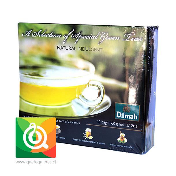 Dilmah Té Verde Natural Indulgent 40 x 2 gr- Image 4