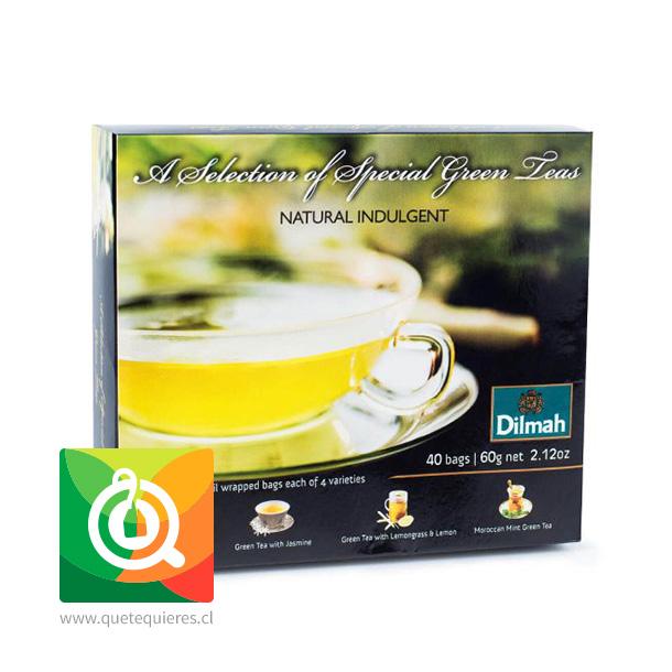 Dilmah Té Verde Natural Indulgent 40 x 2 gr- Image 1