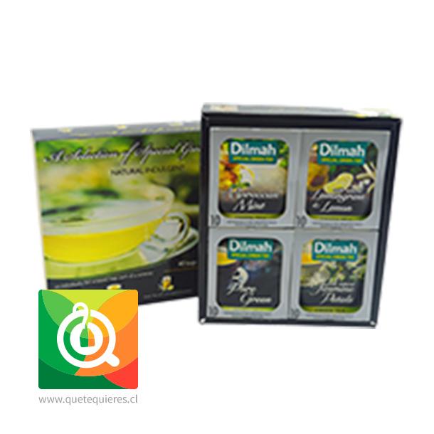 Dilmah Té Verde Natural Indulgent 40 x 2 gr- Image 2