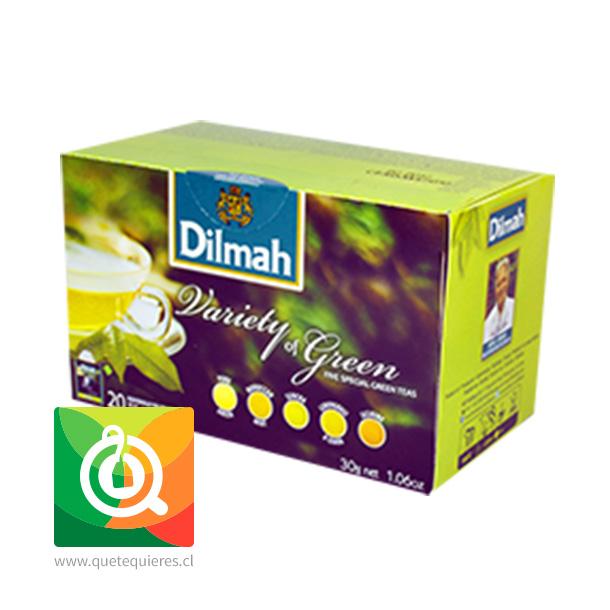 Dilmah Té Verde Surtido 25 x 2 gr- Image 2
