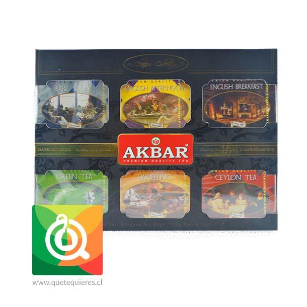 Akbar Té Classic Collection