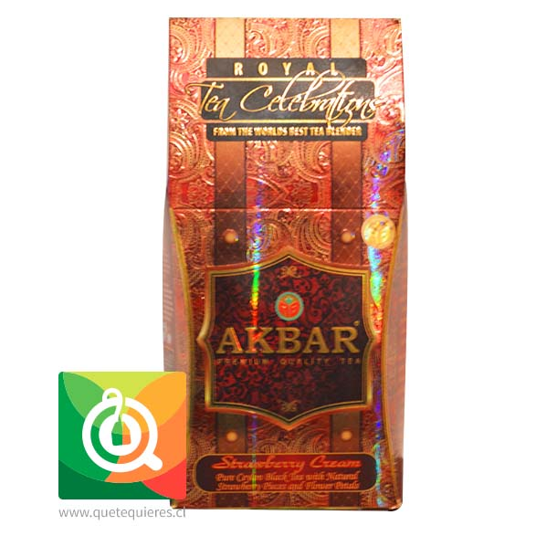 Akbar Royal Strawberry Cream