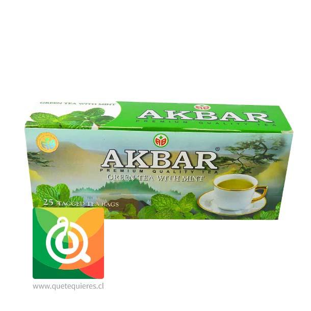 Akbar Té Verde Menta