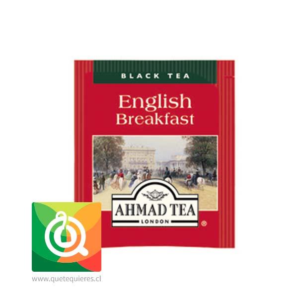 Ahmad Té Negro English Breakfast 10 Bolsitas- Image 3