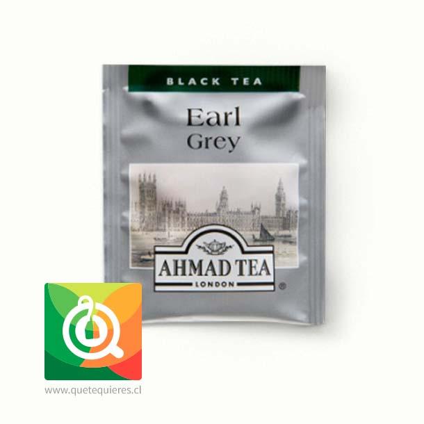 Ahmad Té Negro Earl Grey 10 bolsitas- Image 2