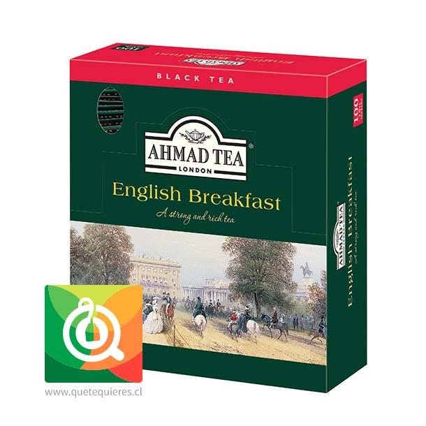 Ahmad Té Negro English Breakfast- Image 1