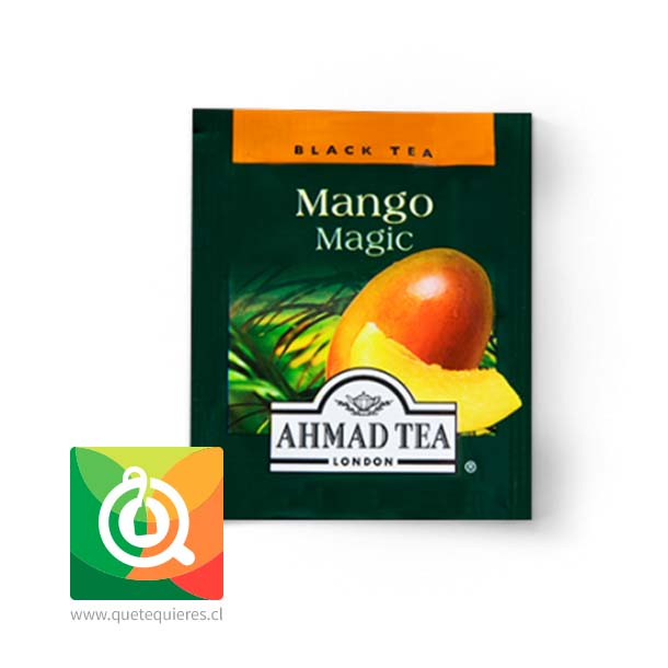 Ahmad Té Negro Mango Magic- Image 2