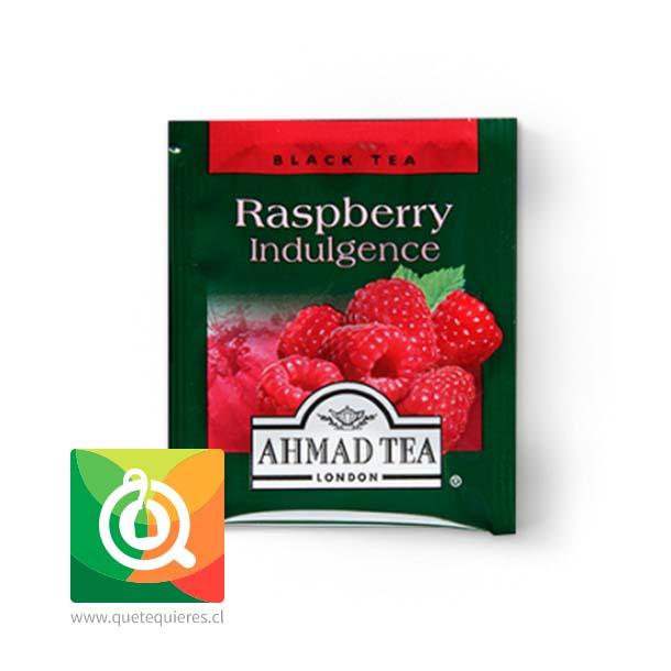 Ahmad Té Negro Frambuesa - Raspberry Indulgente- Image 2