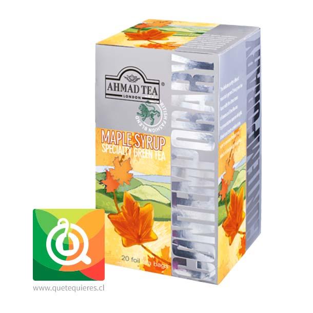Ahmad Té Verde Miel de Maple -  Syrup Maple