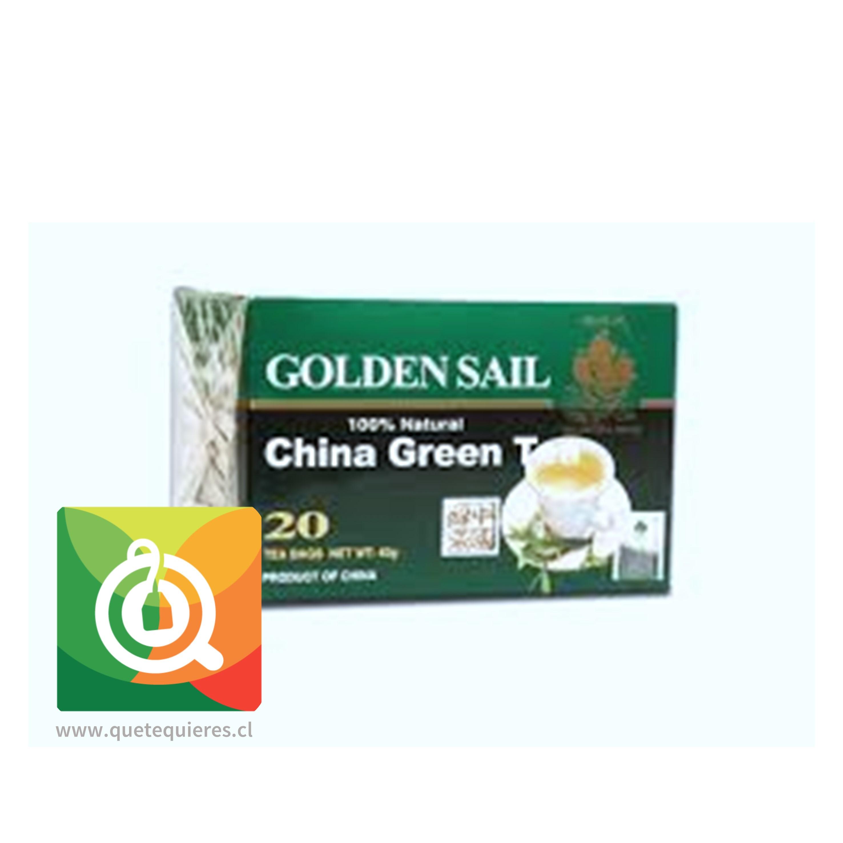Golden Sail Té Verde