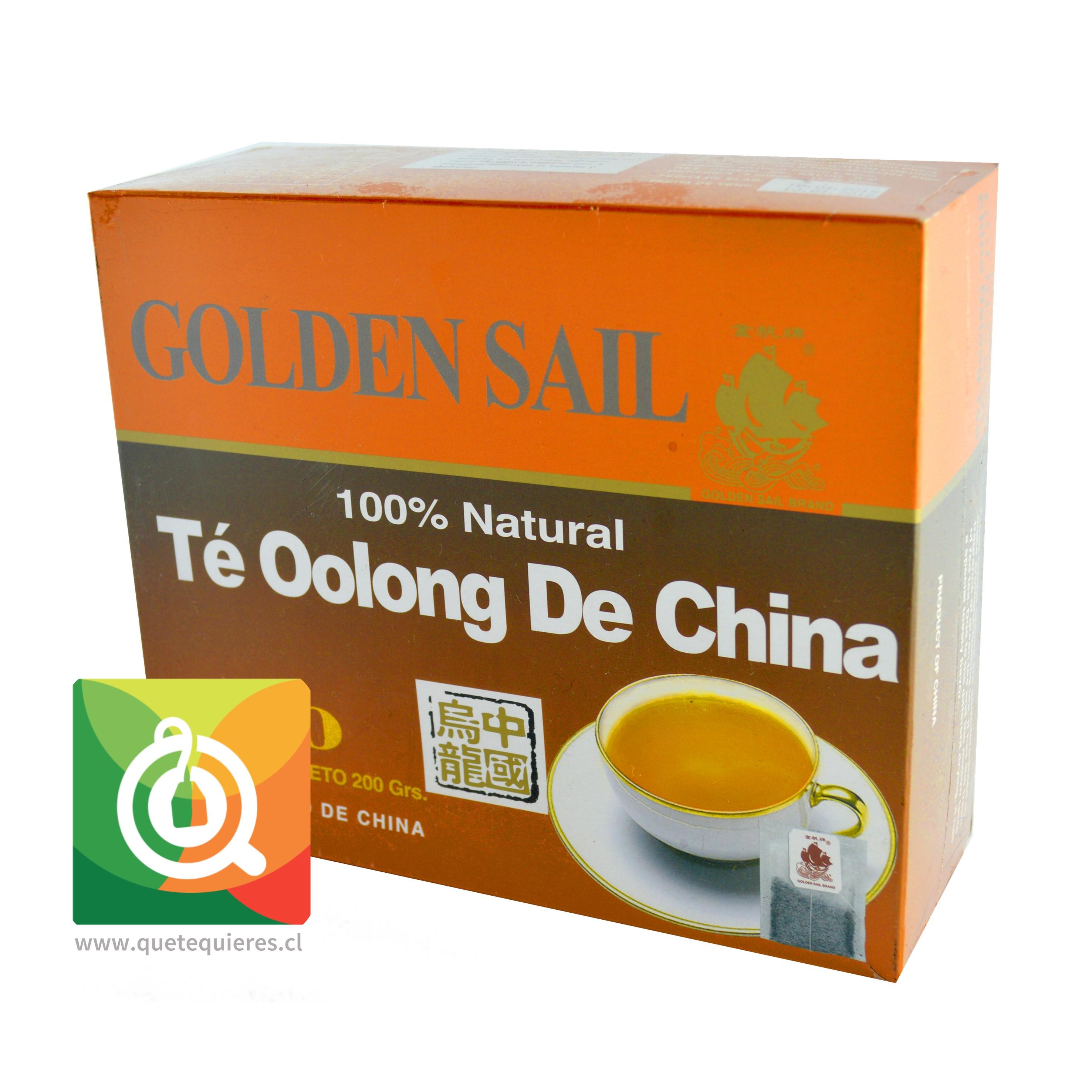 Golden Sail Té Oolong