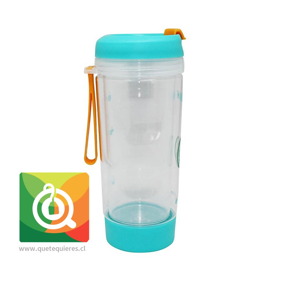 Keep Mug Infusor Para Té y Hierbas Turquesa- Image 2