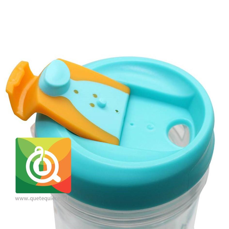 Keep Mug Infusor Para Té y Hierbas 450 ml Turquesa- Image 3