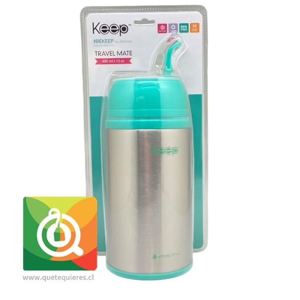 Keep Termo Mate Verde Agua