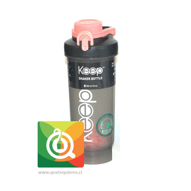 Keep Botella Shaker 700 Fucsia