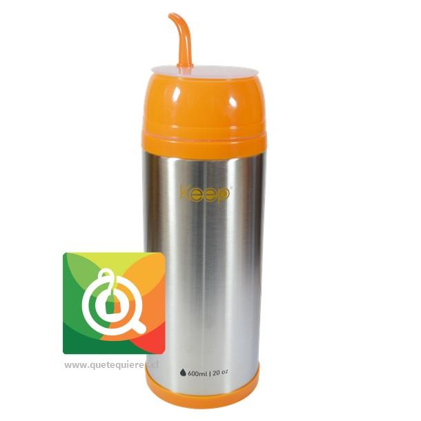 Keep Super Matero Termo Autocebable Naranjo