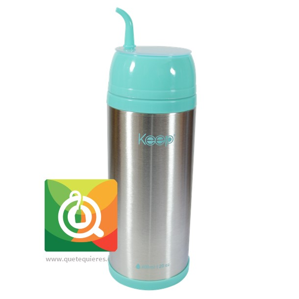 Keep Super Matero Termo Autocebable Verde Agua
