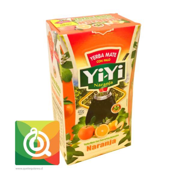 Yi-Yi Yerba Mate Compuesta Naranja