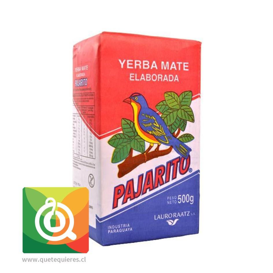 Pajarito Yerba Mate Tradicional 500 gr