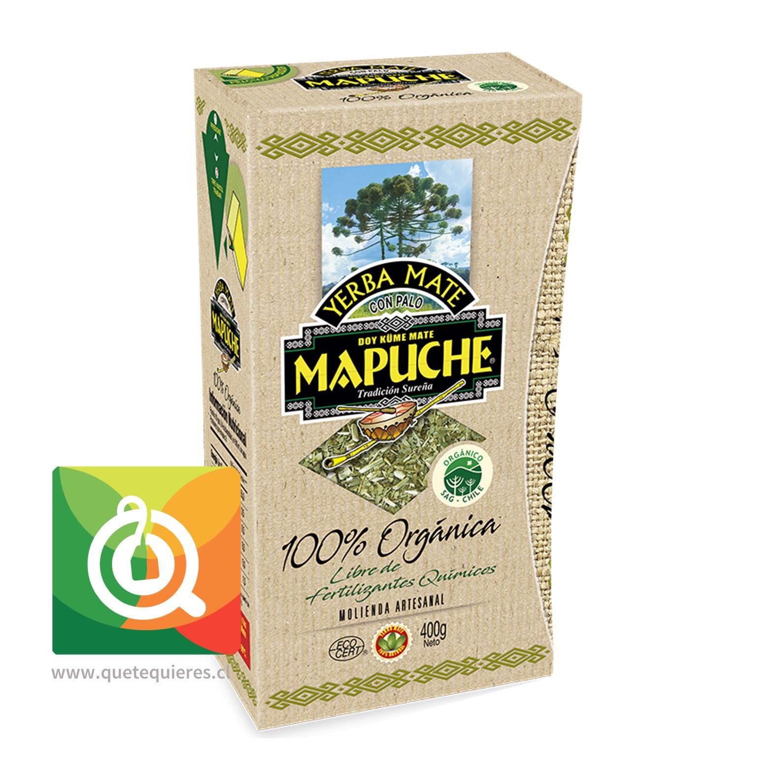 Mapuche Yerba Mate Orgánica