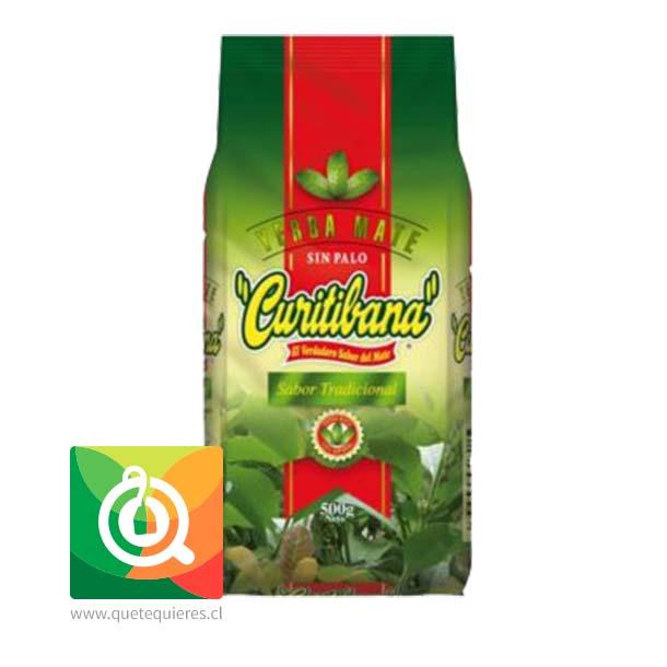 Curitibana Yerba Mate Tradicional Sin Palo 500 gr