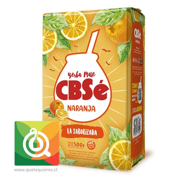 CBSé Yerba Mate Naranja