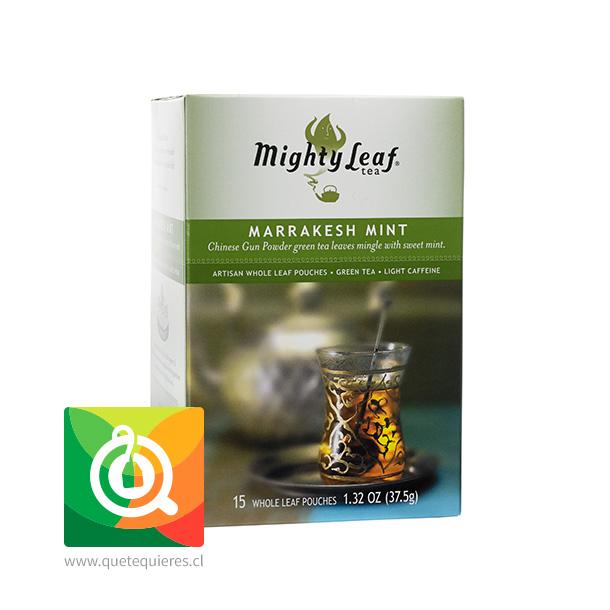 Mighty Leaf Te Verde Menta - Marrakesh Mint- Image 1