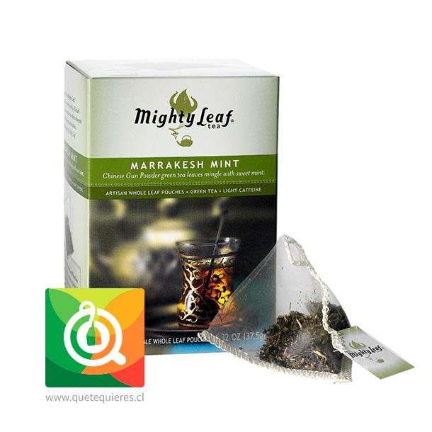 Mighty Leaf Te Verde Menta - Marrakesh Mint- Image 2