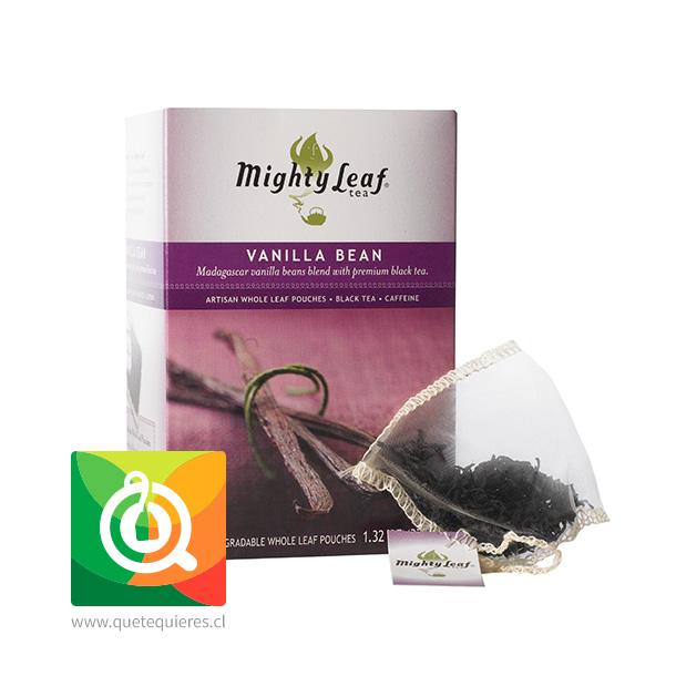 Mighty Leaf Té Negro Vainilla - Vanilla Bean- Image 2