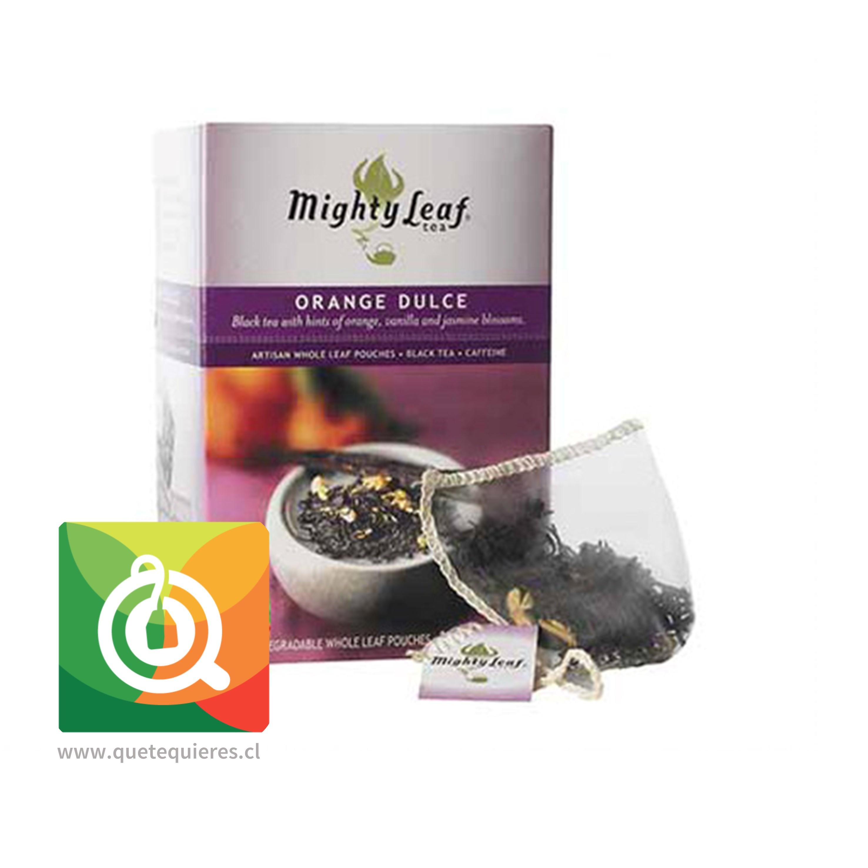 Mighty Leaf Té Negro Descafeinado - Decaf Breakfast- Image 1