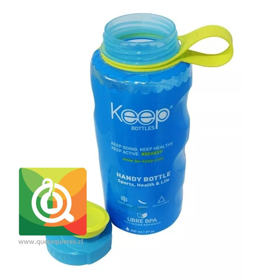 Keep Botella de agua Anatómica Turquesa- Image 3