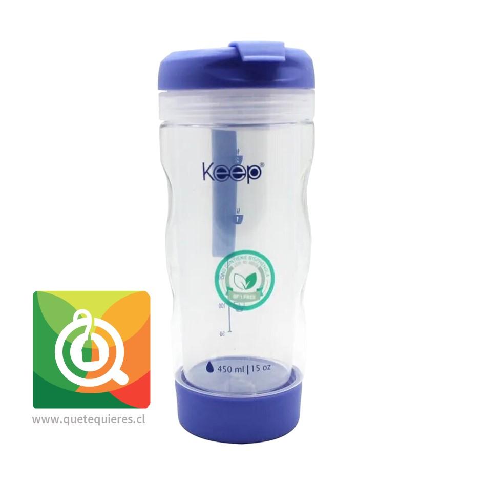 Keep Mug Infusor Para Té y Hierbas 450 ml Morado