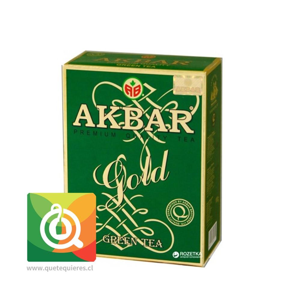 Akbar Té Verde Gold 100 gr
