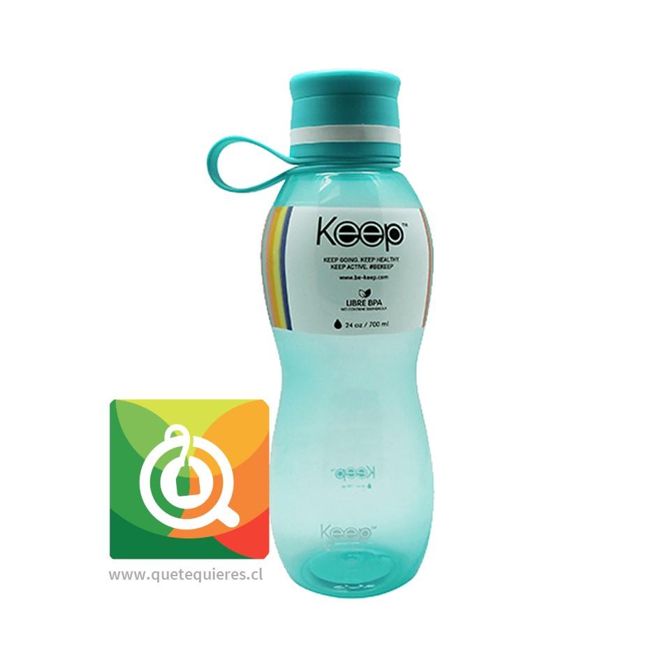 Keep Botella de agua Value Turquesa