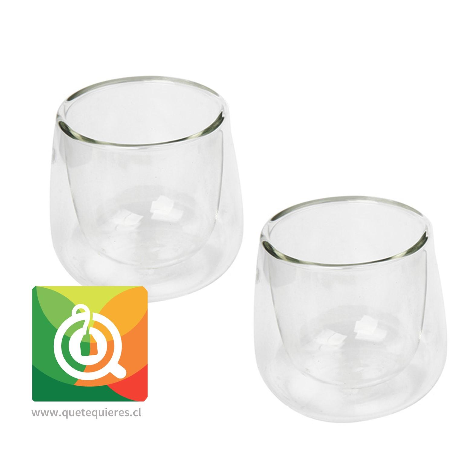 Glasso Vaso / Tasa Espresso 90 ML